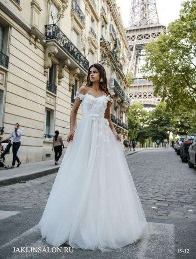 Свадебное платье 19-12