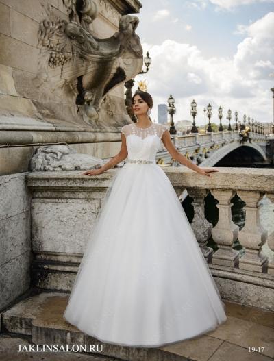 Свадебное платье 19-17