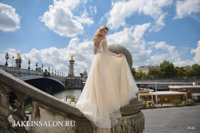 Свадебное платье 19-18