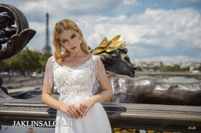 Свадебное платье 19-20
