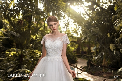 Свадебное платье 19-36
