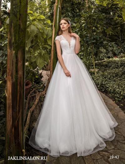 Свадебное платье 19-43