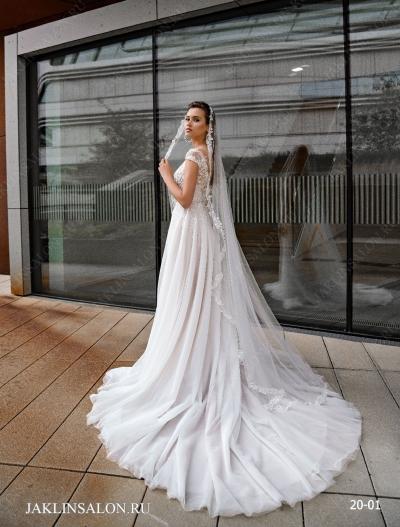 Свадебное платье 20-01