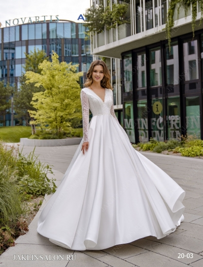 Свадебное платье 20-03