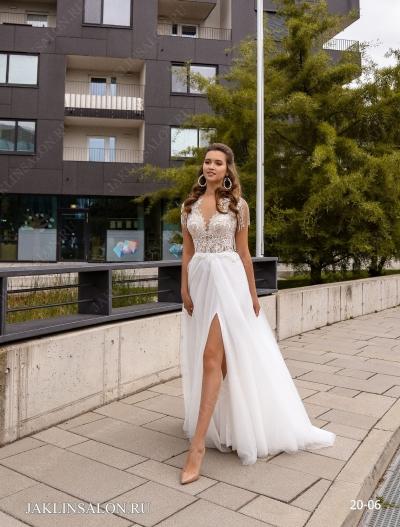 Свадебное платье 20-06