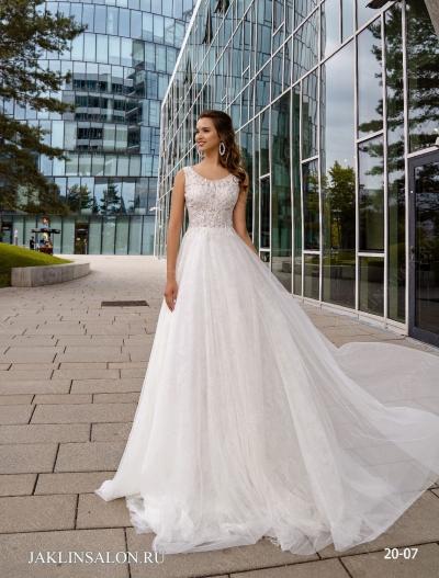 Свадебное платье 20-07