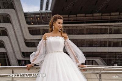 Свадебное платье 20-08