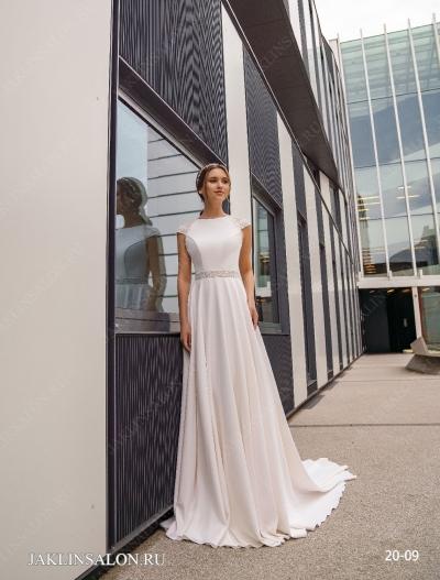 Свадебное платье 20-09
