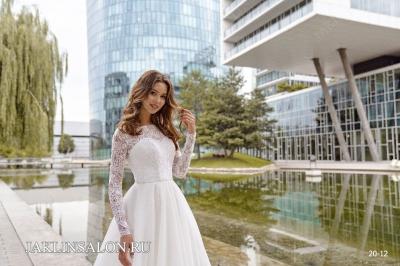 Свадебное платье 20-12