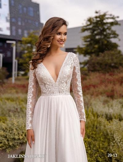Свадебное платье 20-13