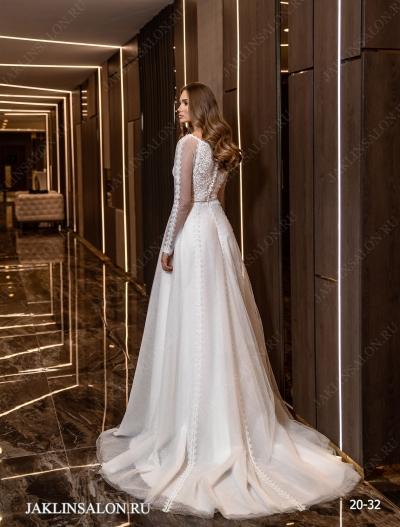 Свадебное платье 20-32