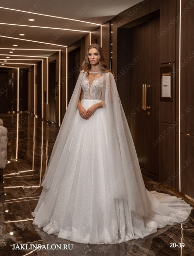 Свадебное платье 20-39