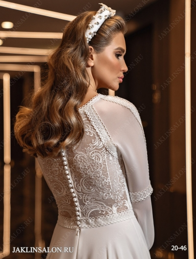 Свадебное платье 20-46