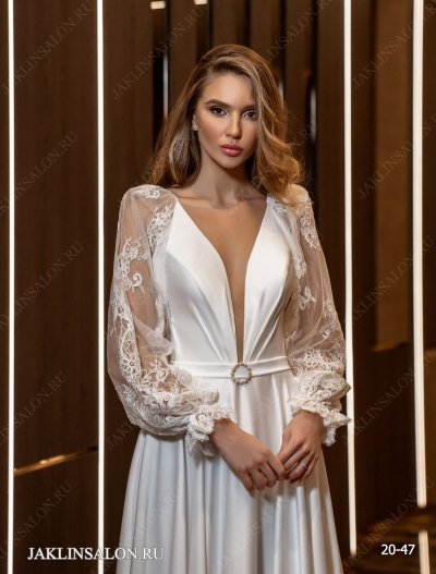 Свадебное платье 20-47