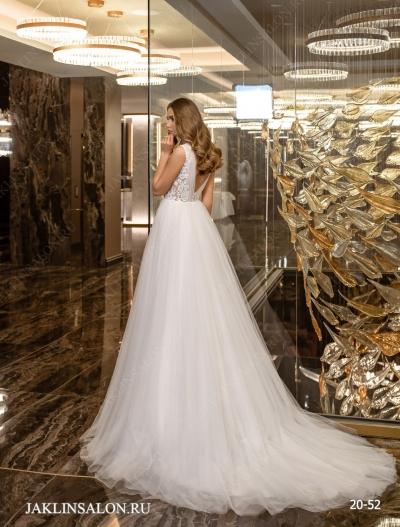 Свадебное платье 20-52