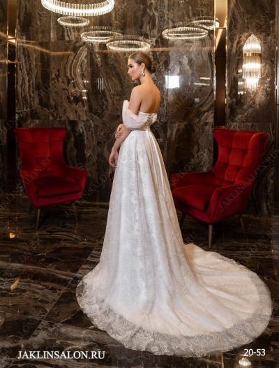 Свадебное платье 20-53