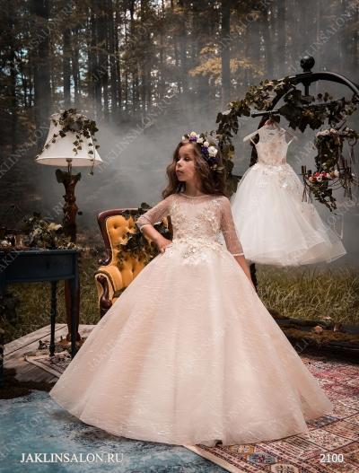 Детское платье модель 2100