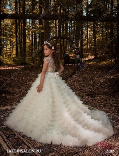 Детское платье модель 2102