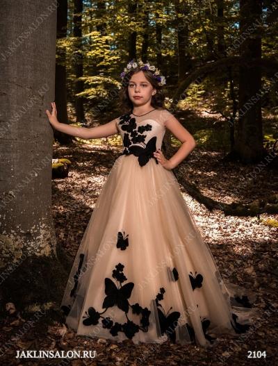 Детское платье модель 2104