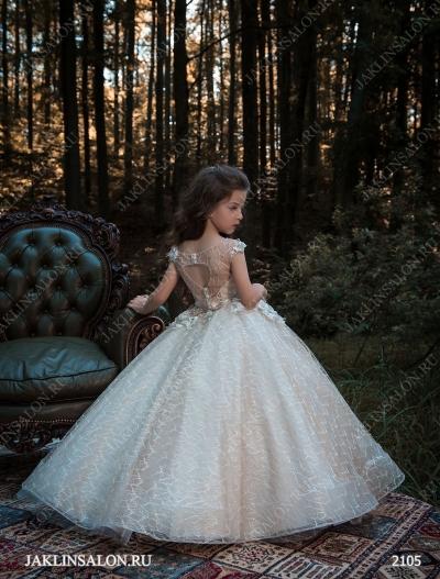 Детское платье модель 2105