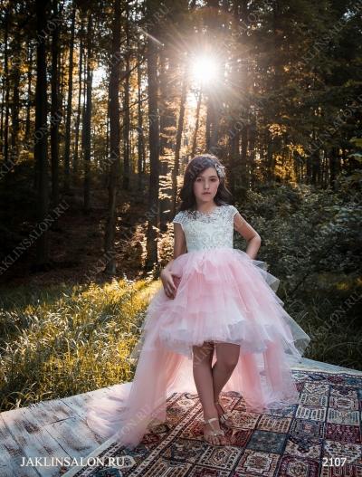 Детское платье модель 2107