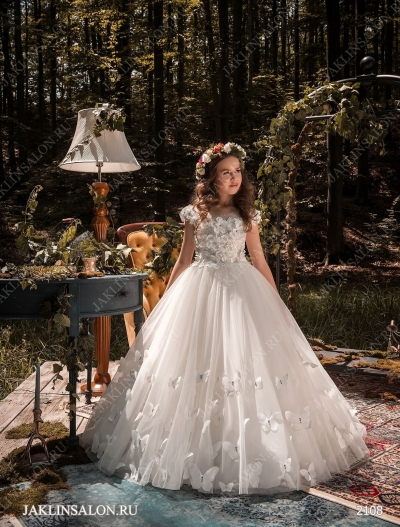 Детское платье модель 2108