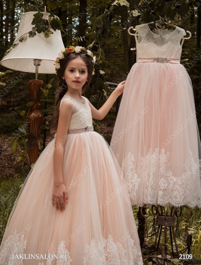 Детское платье модель 2109