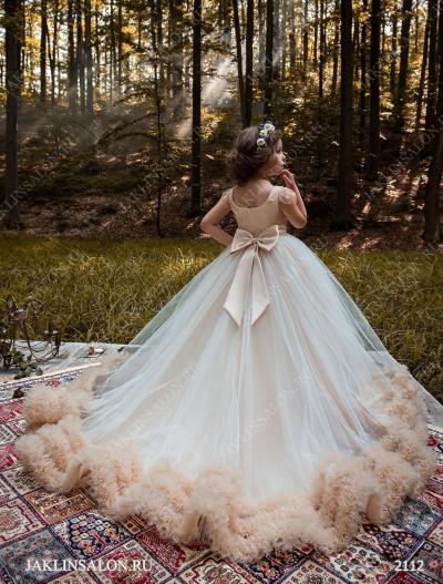 Детское платье модель 2112