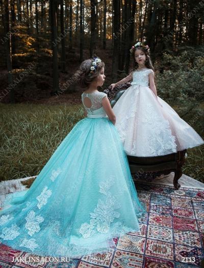 Детское платье модель 2113
