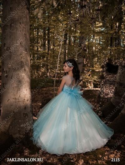 Детское платье модель 2115