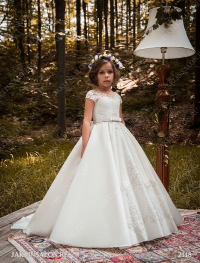 Детское платье модель 2118