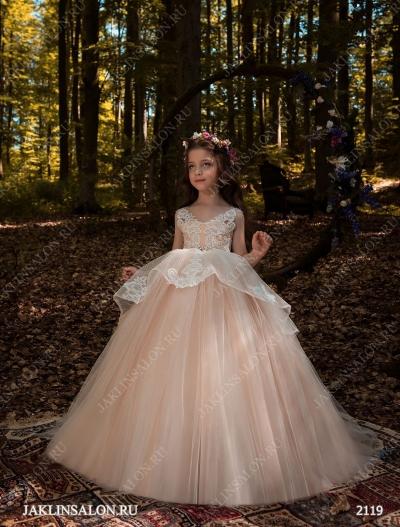 Детское платье модель 2119