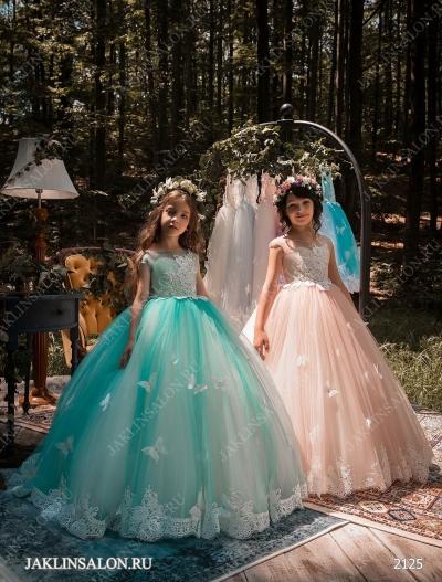 Детское платье модель 2125