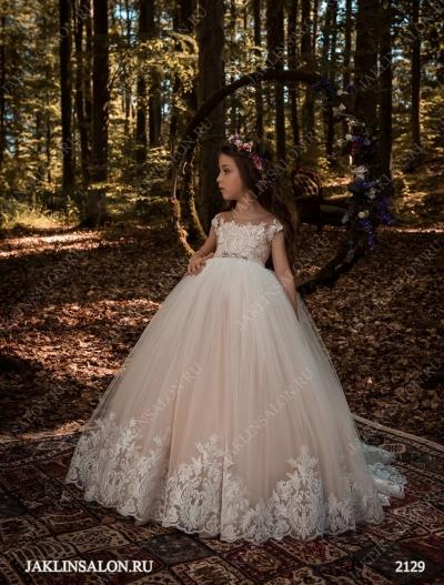 Детское платье модель 2129