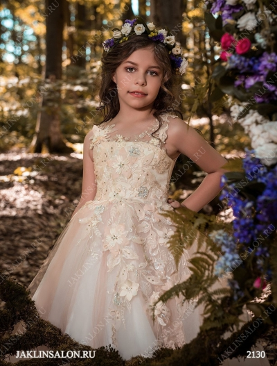 Детское платье модель 2130