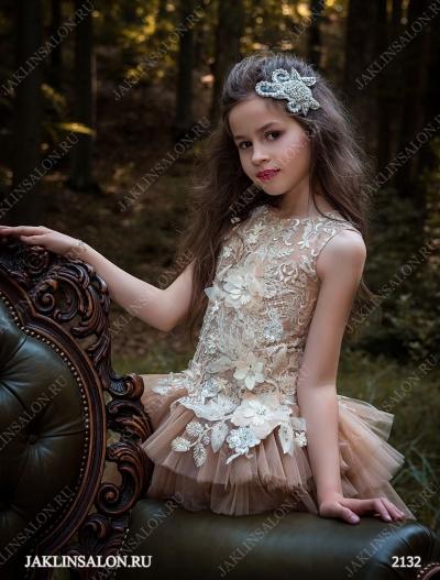Детское платье модель 2132