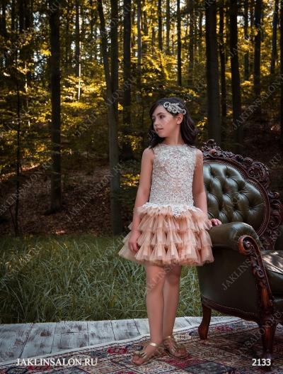 Детское платье модель 2133