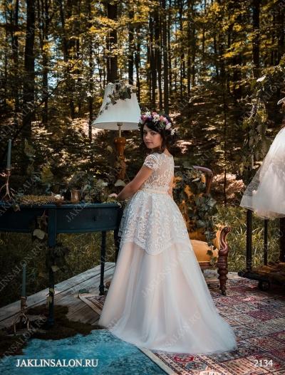 Детское платье модель 2134