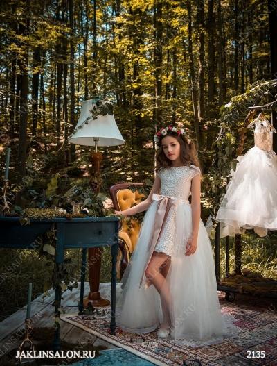 Детское платье модель 2135