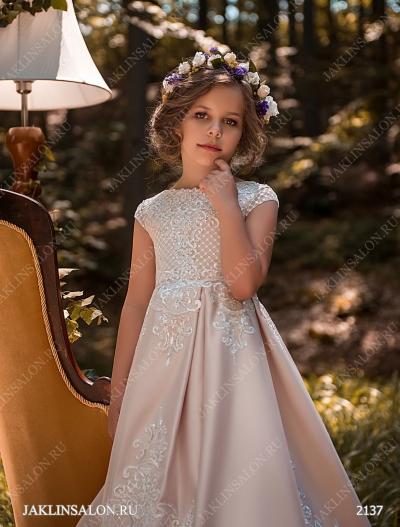 Детское платье модель 2137