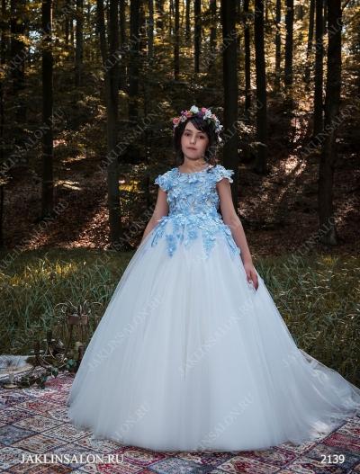 Детское платье модель 2139