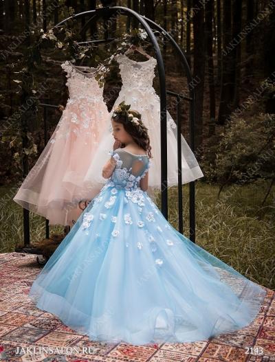 Детское платье модель 2143