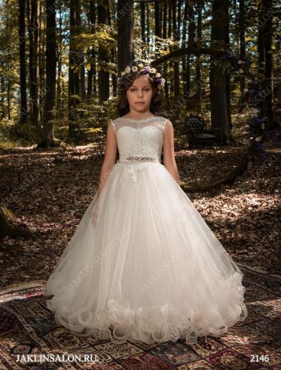 Детское платье модель 2146