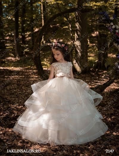 Детское платье модель 2147