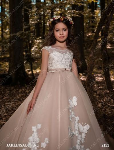 Детское платье модель 2151