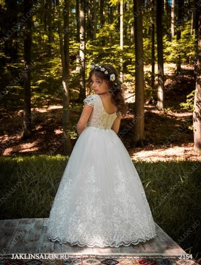 Детское платье модель 2154