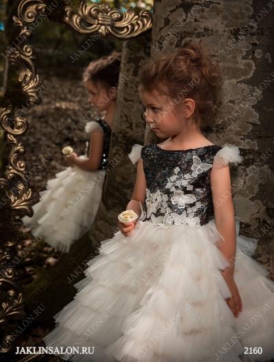 Детское платье модель 2160