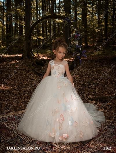 Детское платье модель 2162