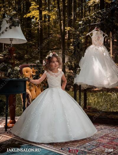 Детское платье модель 2164