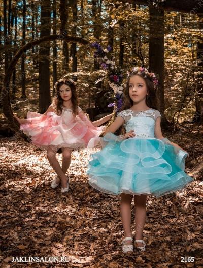 Детское платье модель 2165